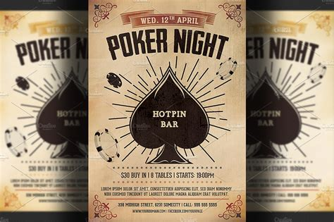 Poker templates free jpg 1160x772